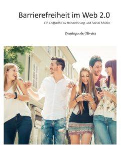 Cover: Behinderung und Web 2.0