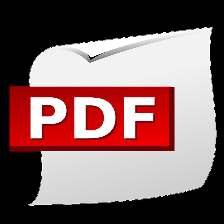 Logo von PDF