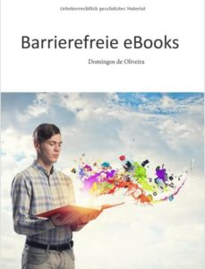 Cover des Buches barrierefreie eBooks