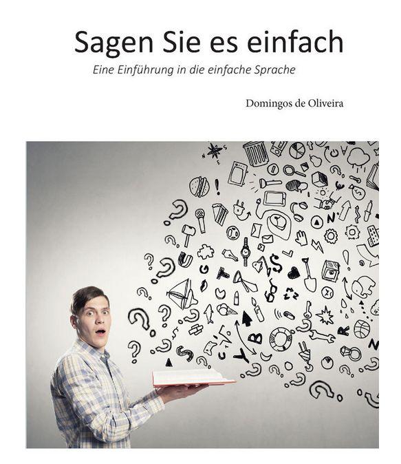 Cover der Broschüre zur einfachen Sprache
