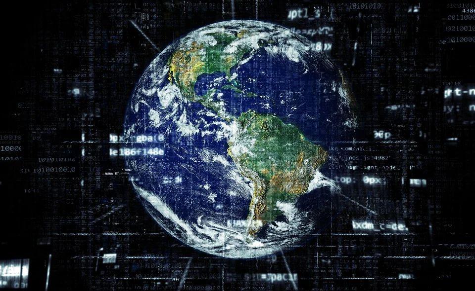 Bild des Globus